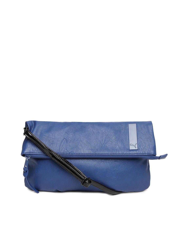 5d66339b79 Puma 7271203 Blue Sling Bag - Best Price in India