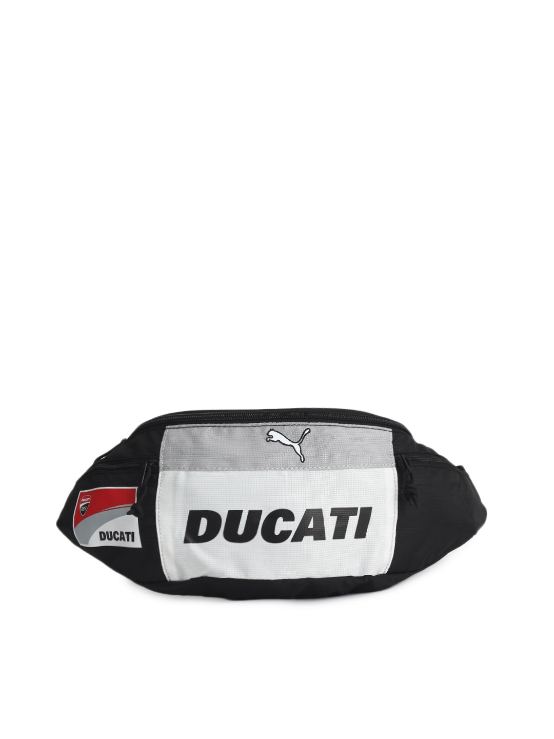 20beaa97d91d Puma 7010401 Men Black Ducati Waist Bag - Best Price in India ...