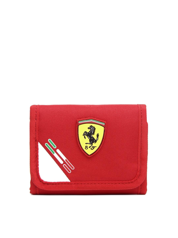332fd79778 Puma 7134101 Men Red Ferrari Replica Wallet - Best Price in India ...