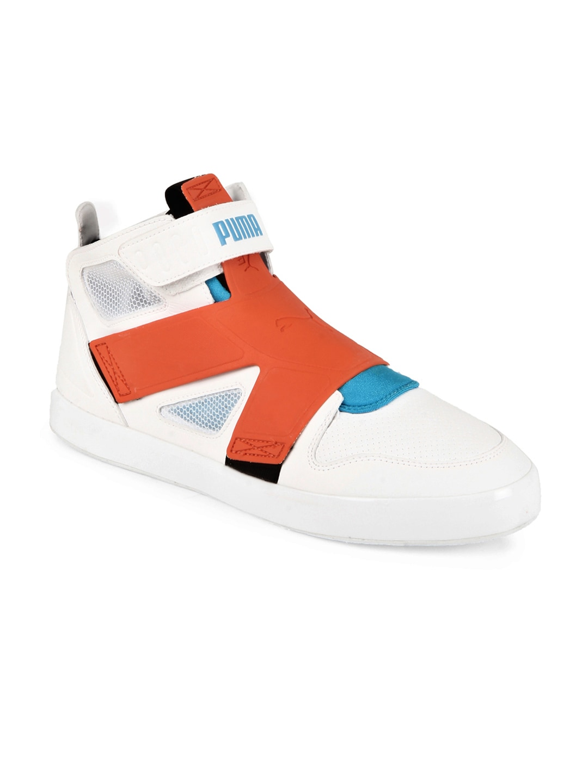Puma 35454402 Men White El Rey Future Casual Shoes - Best Price ... c9ee130f1