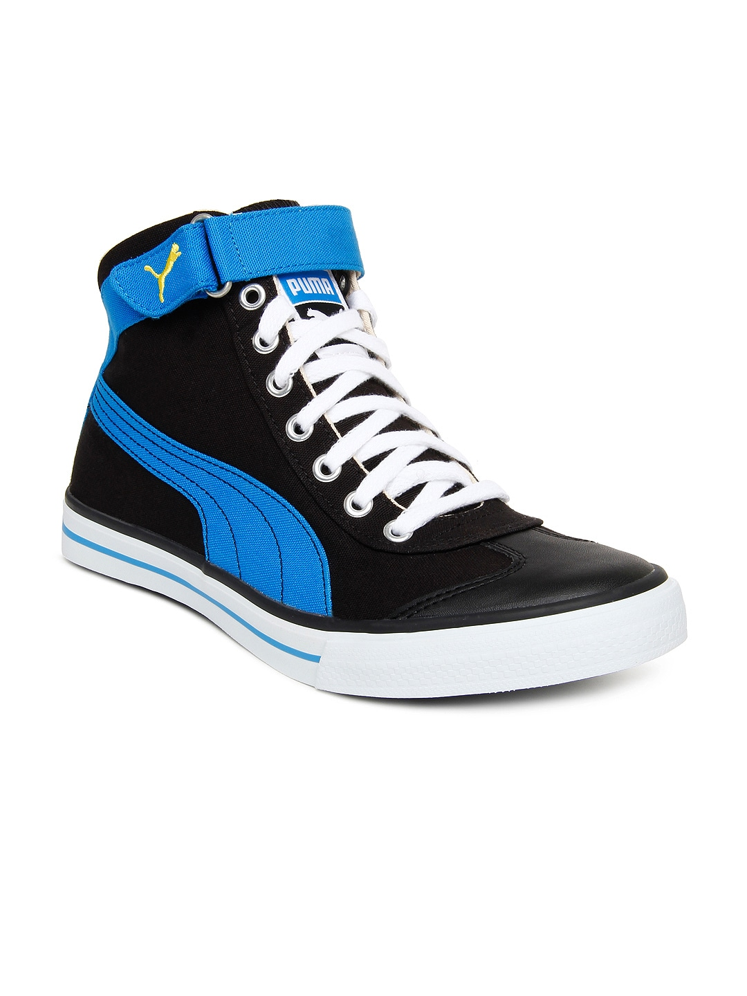Puma 35854102 Unisex Black Casual Shoes - Best Price in India ... a2c0724cd