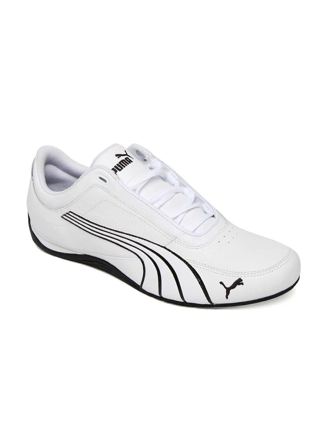 dd83ca941e5 Puma 30402608 Men White Drift Cat 4 Sports Shoes - Best Price in ...
