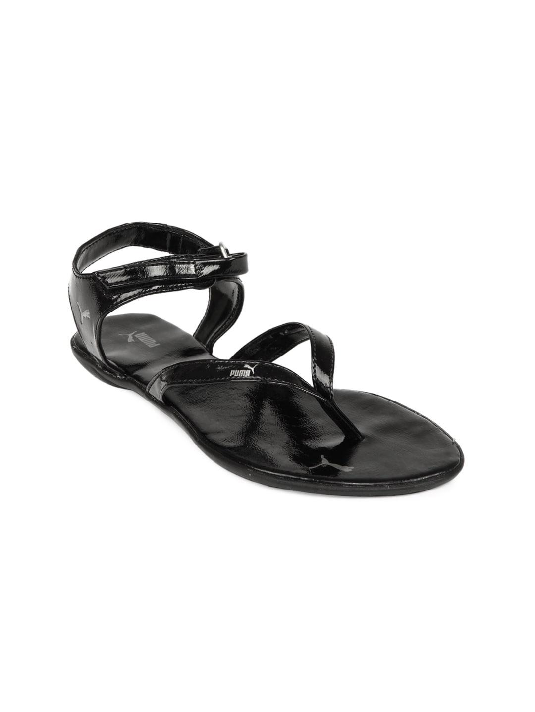 f13b1189a509 womens puma sandals Puma Women Glady Ind Black  Sandals 2eb9cf6008dde62622666ef5e43d0882 images