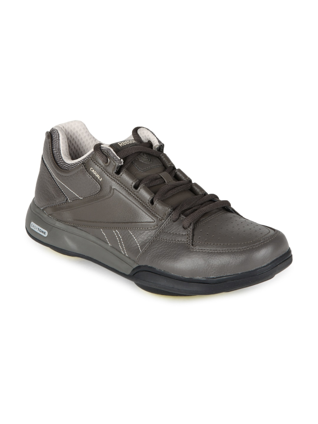 a272f5e823ba Reebok j84614 Men Brown Easytone Casual Ii Sports Shoes- Price in India