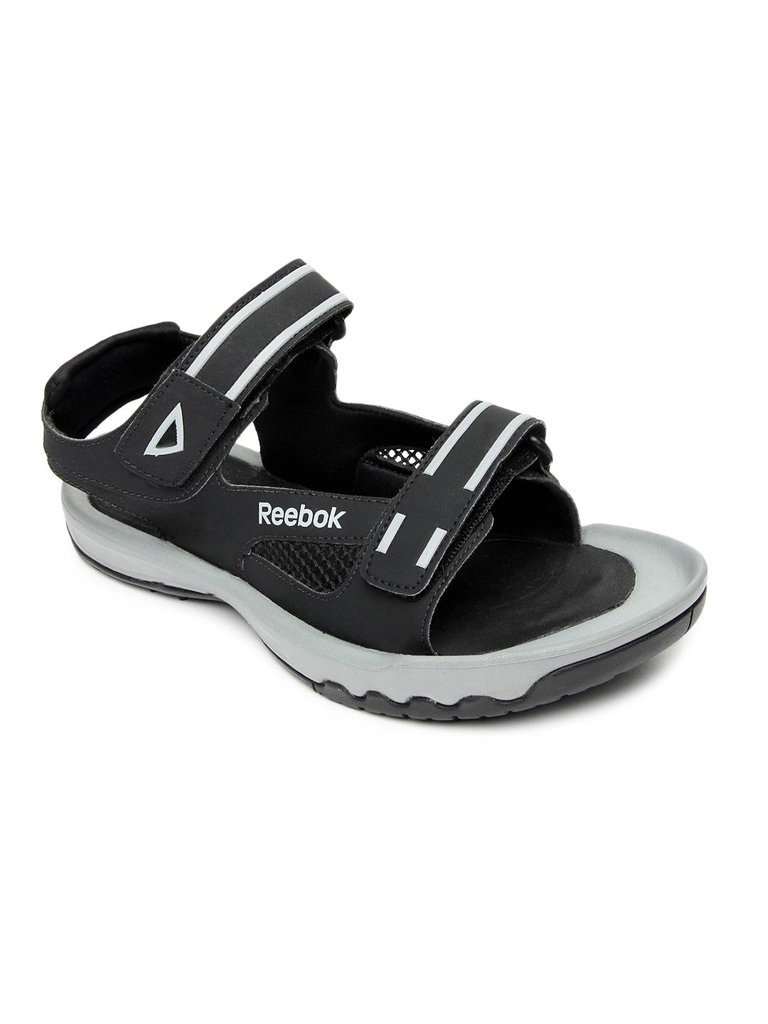 0de88d74d91d Reebok m41044 Men Black Sports Sandals - Best Price in India ...