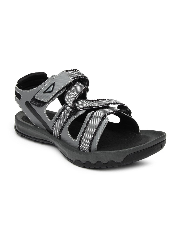 f1cc510de11f Reebok m40297 Men Grey Black Trail Safari Sports Sandals- Price in India