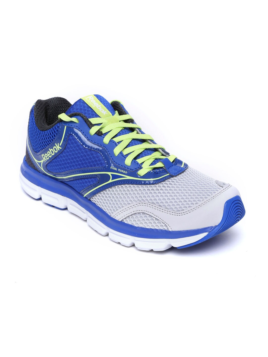 af50c1d7d977a Reebok m43577 Men Blue Dual Turbo 3 0 Running Shoes- Price in India