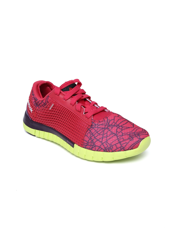 67cd560315c Reebok m43746 Women Pink Zqucik City Running Shoes - Best Price ...