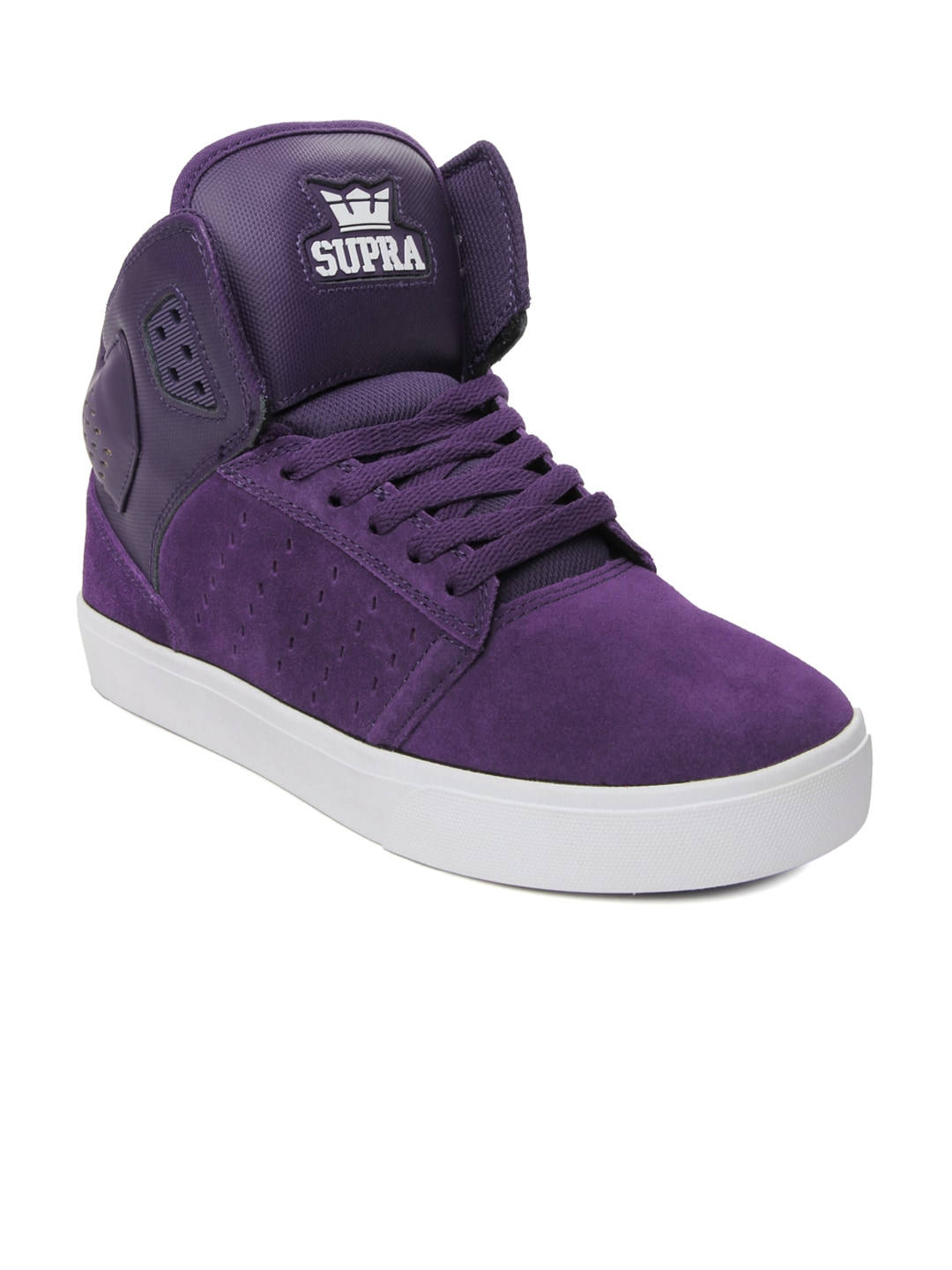 5422abaa3618 Supra s91004 Men Purple Atom Suede Casual Shoes - Best Price in ...