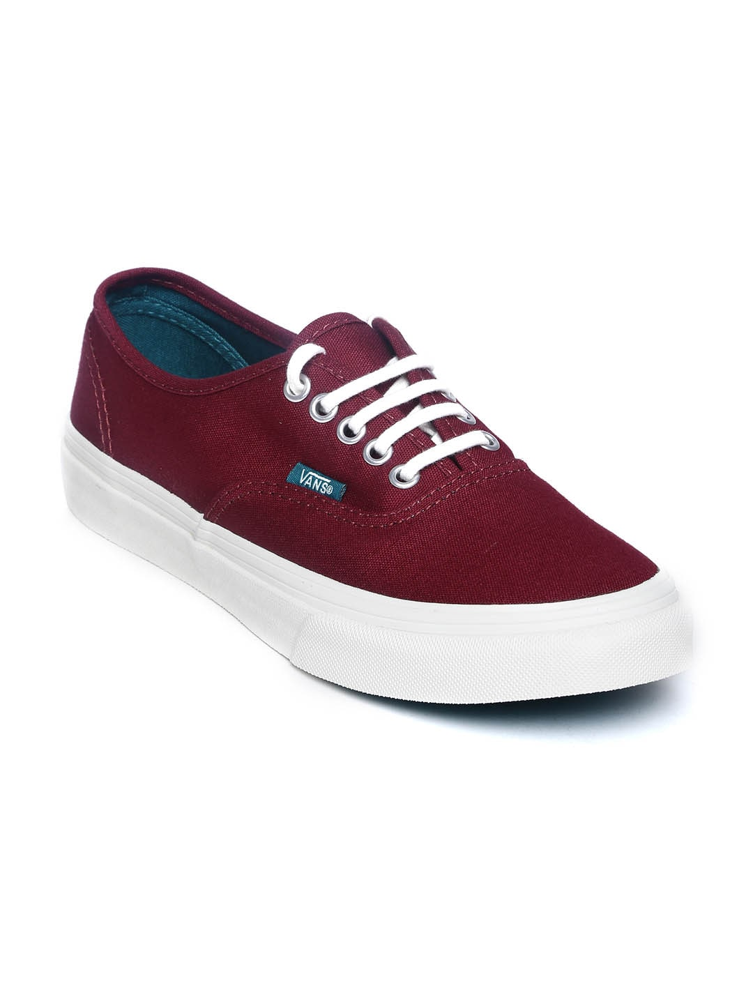 Vans vn-0xg6dxt Women Maroon Casual Shoes - Best Price in India ... ed6098ceb4