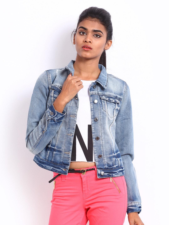 Image result for denim jacket india