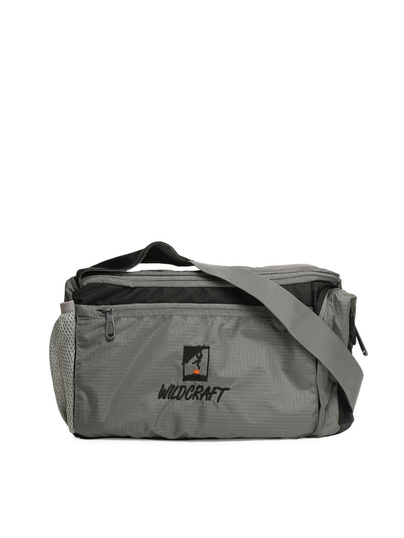 2e6f981a6 Wildcraft 8903338527107 Unisex Grey Camera Sling Bag - Best Price ...