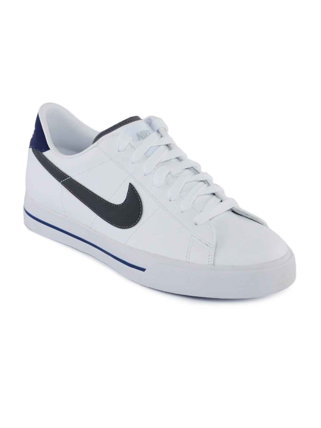 Nike 318333-139 Men Sweet Classic Leather White Shoes- Price in India f90d74bba