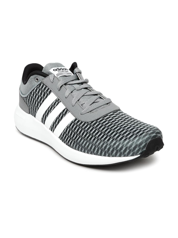 adidas cloudfoam race men's shoe