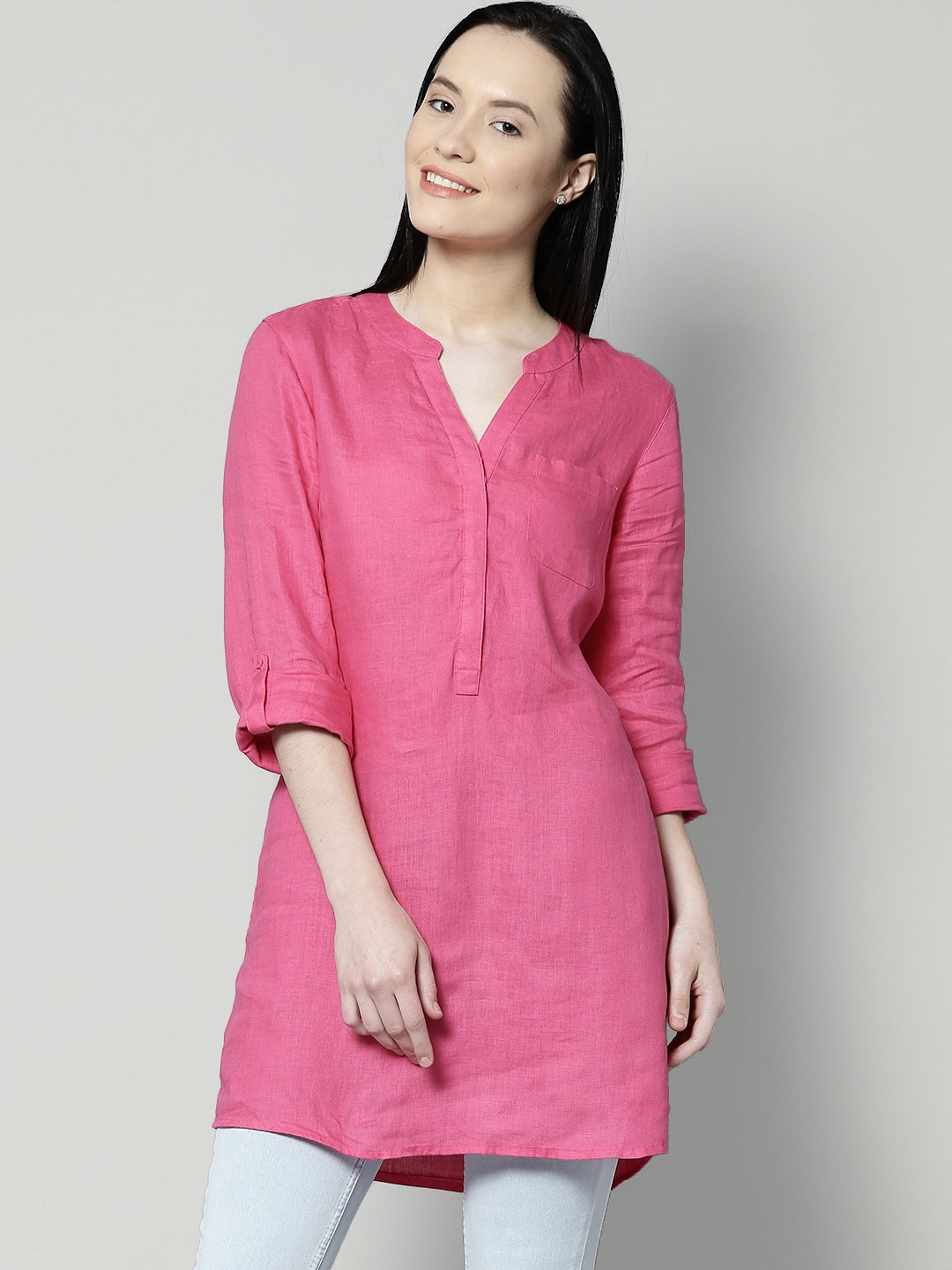 9 Stylish Amp Comfortable Linen Tunics For Men And Women