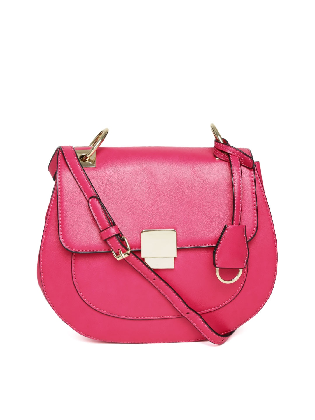 Buy ALDO Pink Sling Bag - Handbags for Women | Myntra