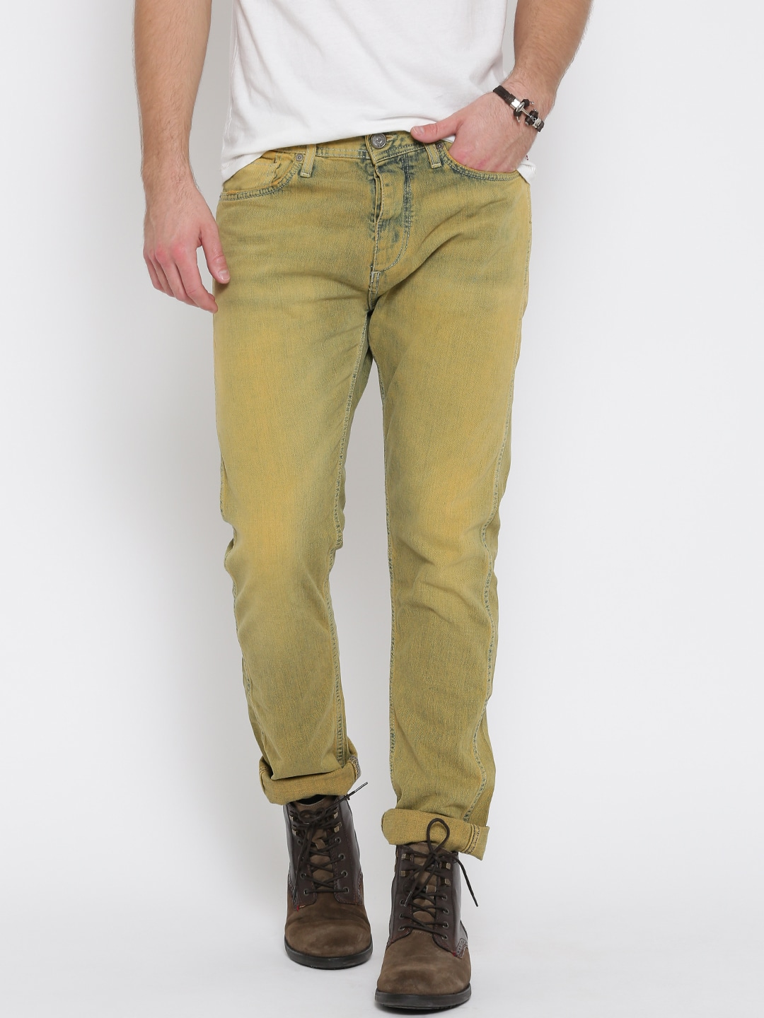 Coloured Jeans For Men - Buy Coloured Jeans For Men online in India