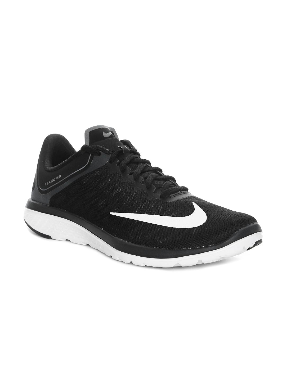 093a352acf53 ... order nike men black fs lite run 4 running shoes price in india 62f4f  6d463