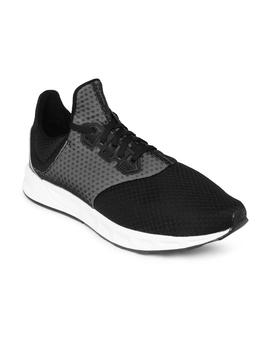 detailed look 3e73f 7ce09 ... coupon adidas men black grey falcon elite 5 running shoes price in  india d1be3 9907c