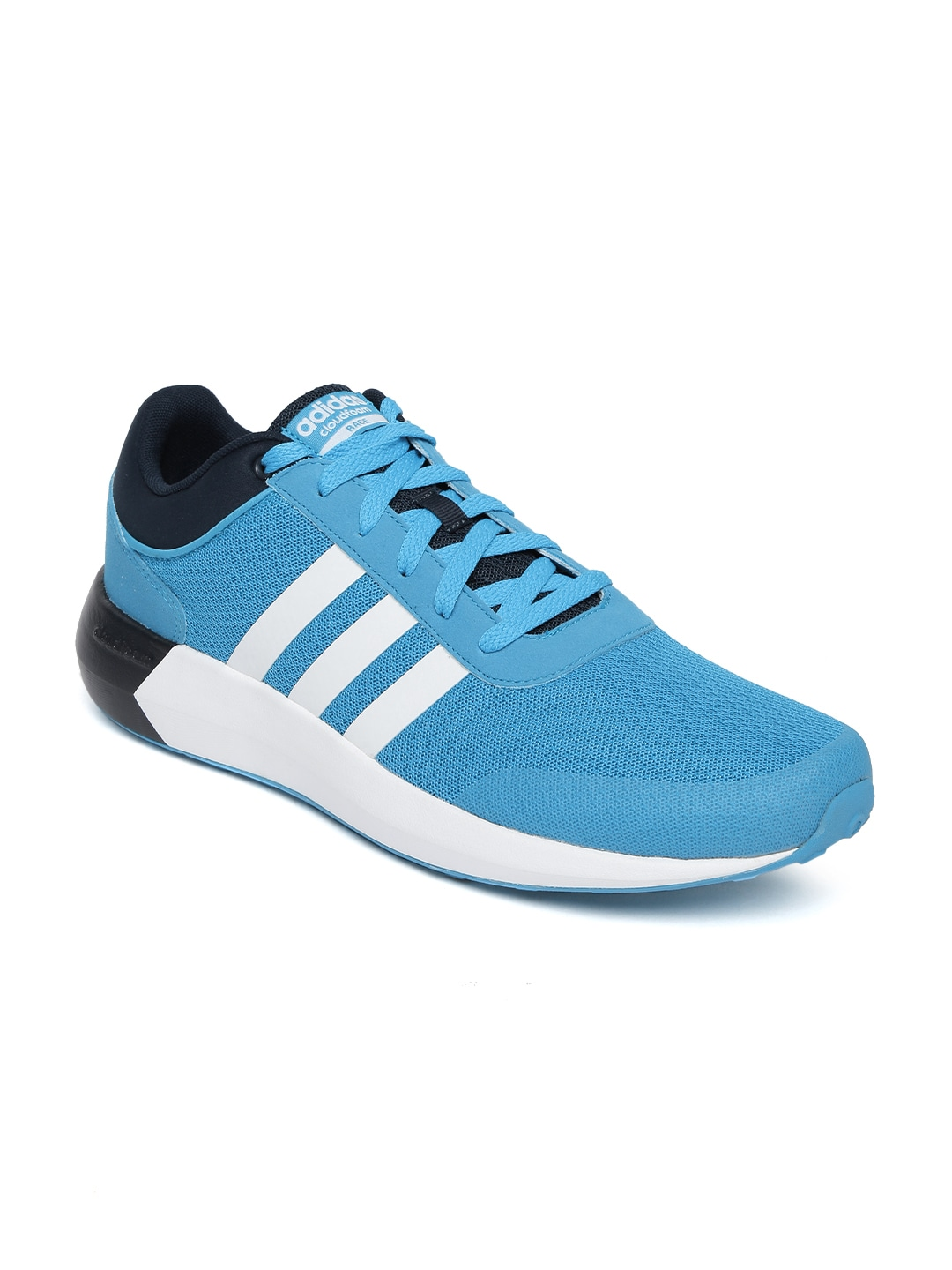 efc1b9a735ac6b ... official store adidas neo men blue cloudfoam race running shoes price  in india 1d923 e8278