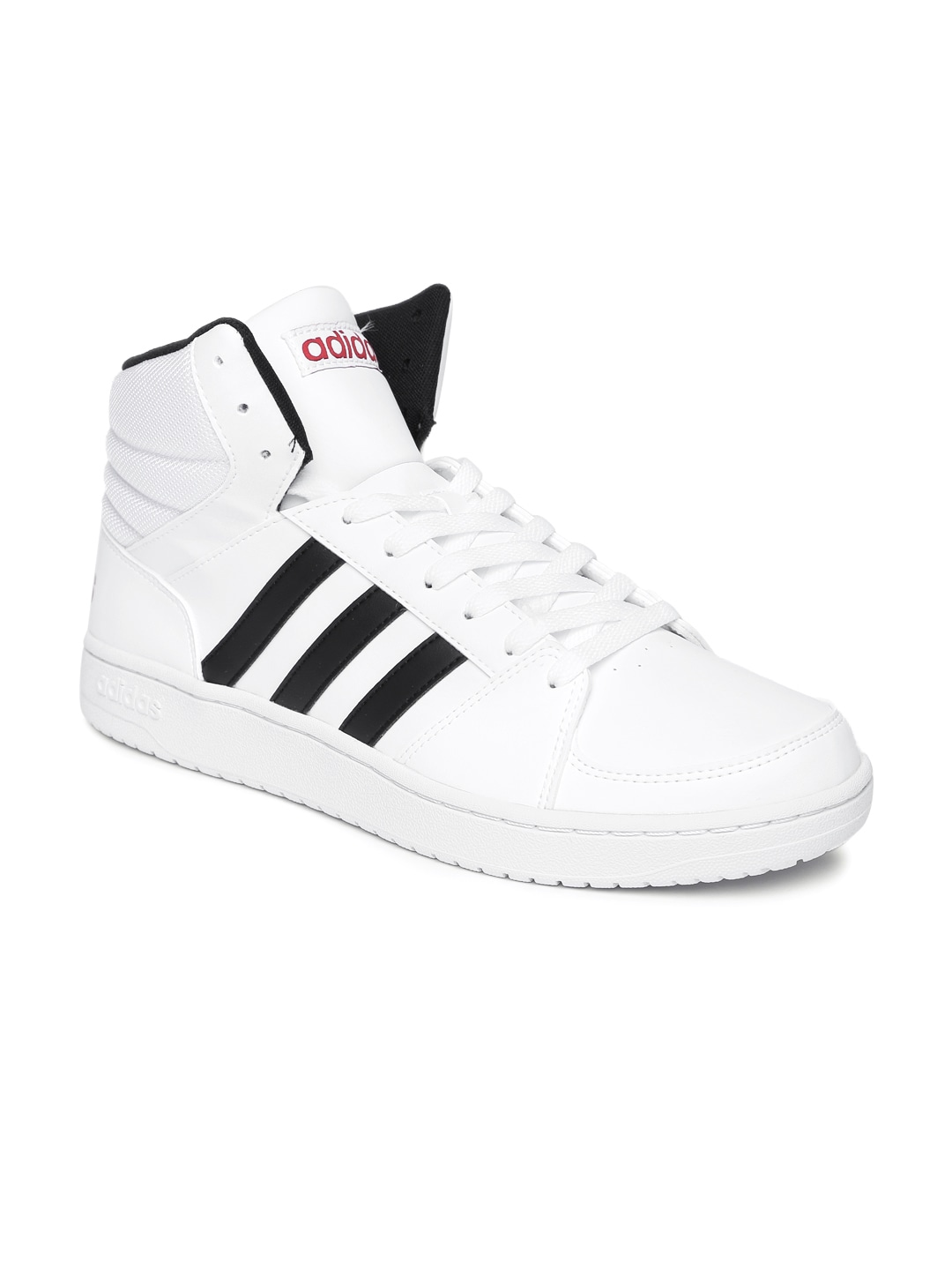 ... discount adidas neo men vs hoops mid top sneakers price in india 121b4  62195 a936cbc4725e
