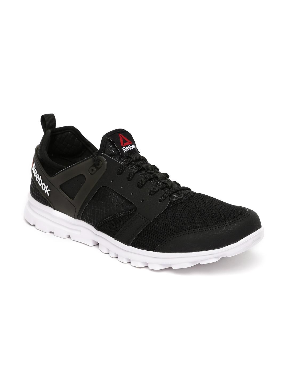 42c833e412a99a Reebok men black amaze running shoes