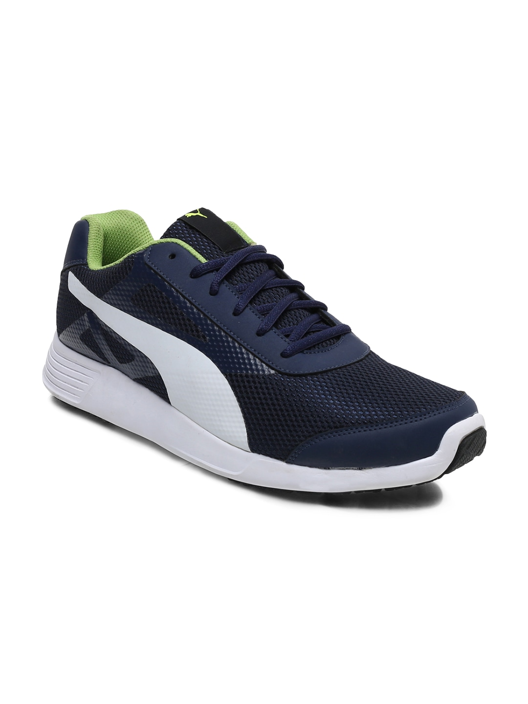 Puma Boy S Leather Running Shoes