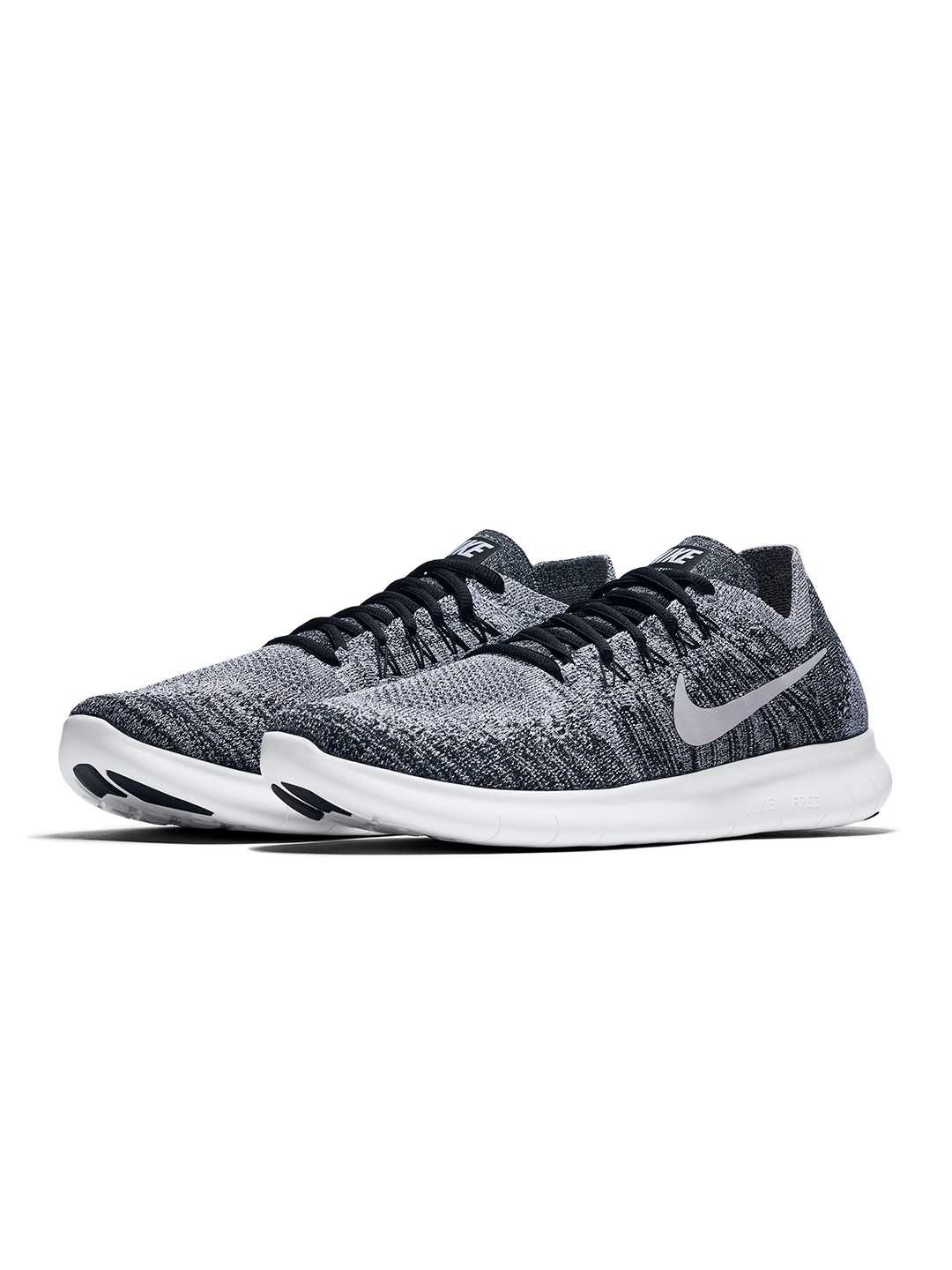 37ed71e026a19 ... netherlands nike men charcoal grey free rn flyknit 2017 running shoes  price in india 398b9 1ad71
