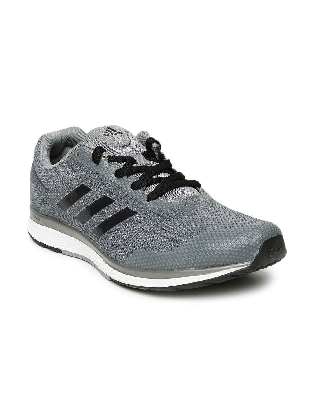 adidas Mana Bounce Mens Running Sneakers / Shoes - Blue