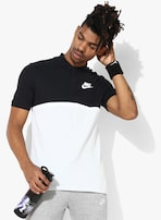 968f0b8e Nike As Matchup Pq Black Polo T Shirt for men price - Best buy price ...
