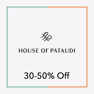 House of pataudi 30 to 50% off