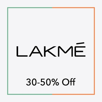 Lakme 30 to 50% off