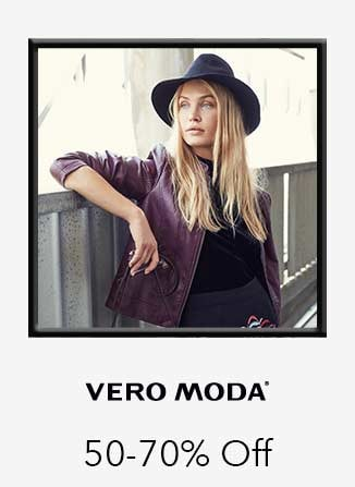 Vero Moda Clothing 50% to 70% off