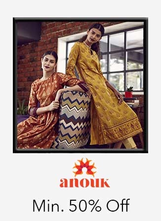Anouk Minimum 50% off