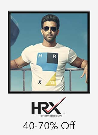 HRX 40%-70% off