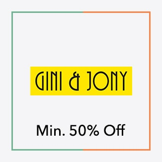 Gini And Jony Minimum 50% off