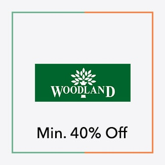 Woodland minimum 40% off
