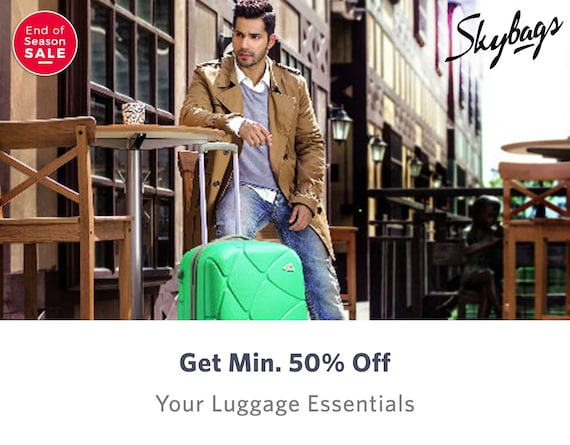 Skybags - Buy Skybags Online at Best Price in India