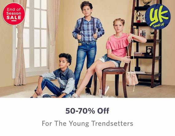 YK - Buy Yk Products for Boys & Girls Online in India