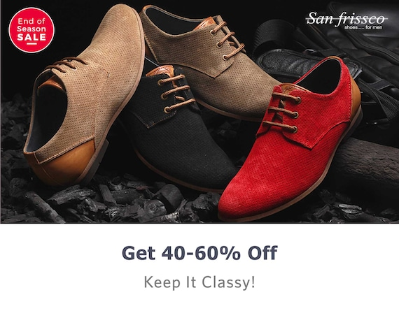 San Frissco - Shop for San Frissco Shoes & Sandals Online in India