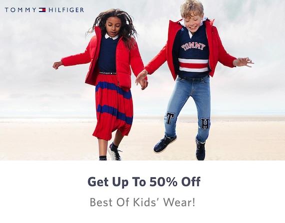 Tommy Hilfiger Kids - Buy Tommy Hilfiger Kids online in India