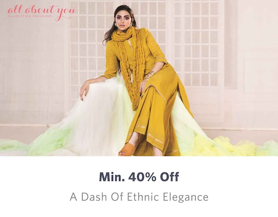All About You - Exclusive All About You Online Store in India at Myntra