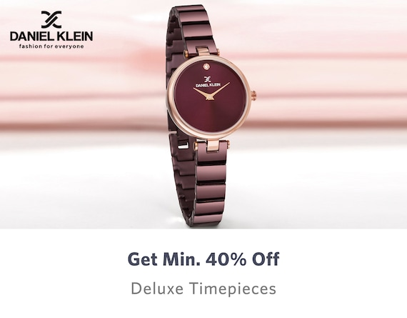 Daniel Klein - Exclusive Daniel Klein Online Store in India at Myntra