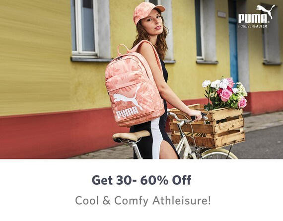 Puma® - Buy Orignal Puma products in India