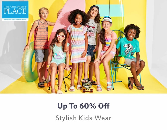 Kids Wear - Buy Kids Clothing, Accessories & Footwear