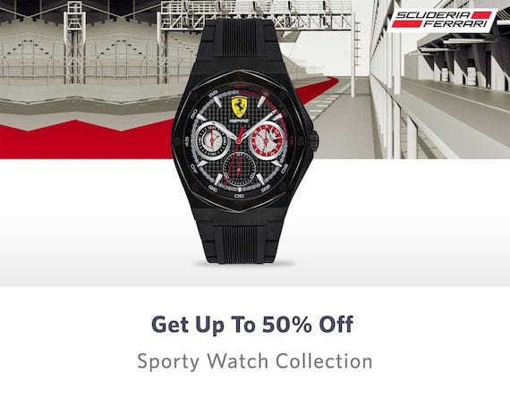 Ferrari Watches - Buy Ferrari Watches online in India