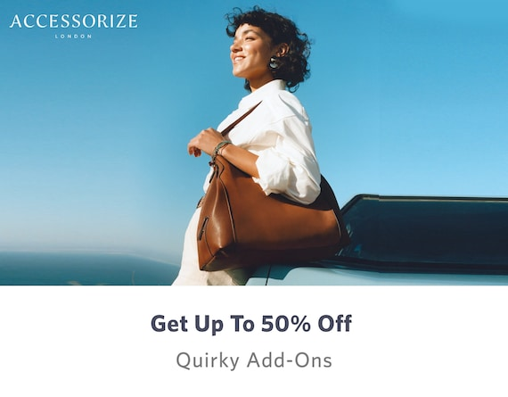 Accessorize - Buy Accessorize Bags,Jewellery & More Online in India