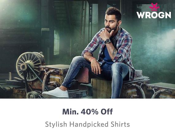 Wrogn Bif 3005 - Buy Wrogn Bif 3005 online in India
