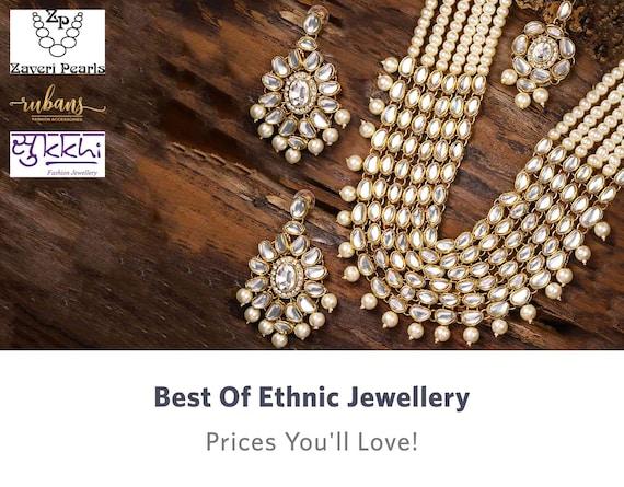 Fashion Jewellery - Buy Fashion Jewellery for Women online in India - Myntra