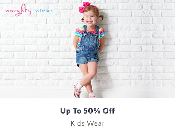 Naughty Ninos Online Store – Shop for Naughty Ninos Products Online in India – Myntra